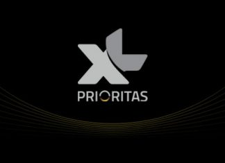 Logo XL Prioritas myPrio Plan dari XL axiata