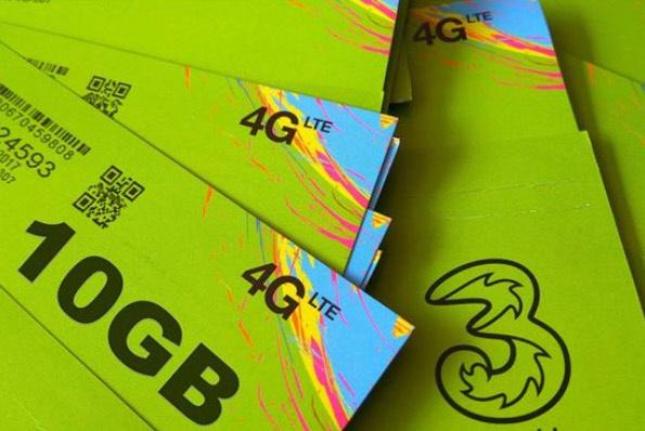 Operator GSM Tri 3 menjangkau Gorontalo dengan sinyal 4G LTE