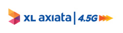 xl axiata 4.5g logo